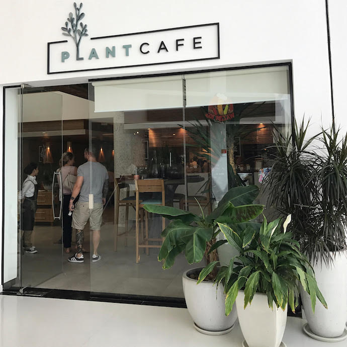 Plant Cafe in Manama