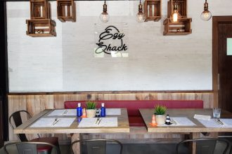Egg Shack Cafe In Abu Dhabi