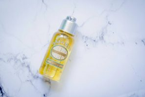 L'Occitane Shower Oil UAE