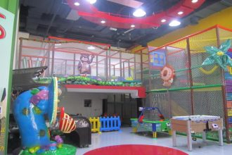 Super Kids Play area