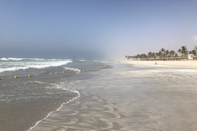 The Beach at Salalah Rotana Resort