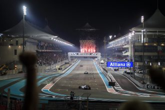 F1 Weekend Race 2017 in Abu Dhabi