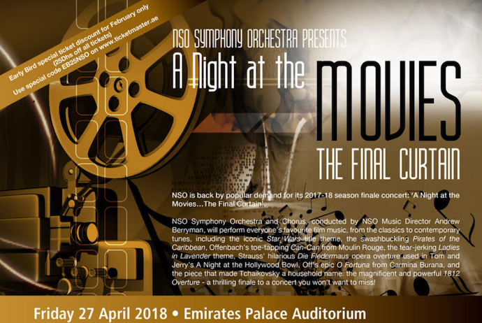 A Night At The Movies The Final Curtain 27 04 2018