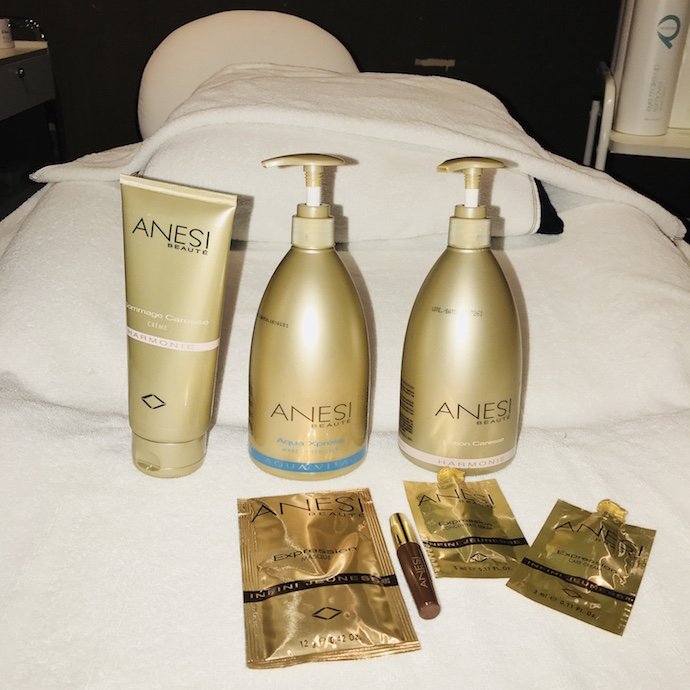 Anesi Expression Ritual Care Facial at Tips and Toes UAE