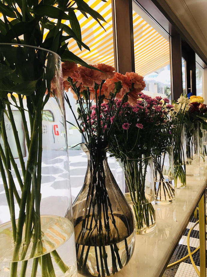 Flower Shop at Al Seef Walk The Village