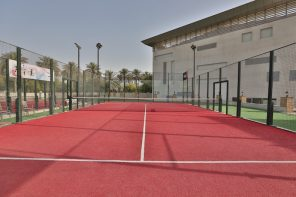 Padel Court Credit Image Abu Dhabi Country Club