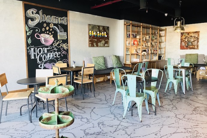 NEW CAFES IN ABU DHABI
