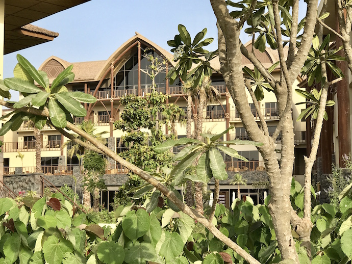 Polynesian Resort Lapita in Dubai Parks and Resort