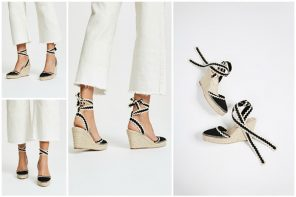 Summer Wedge sandals in Abu Dhabi