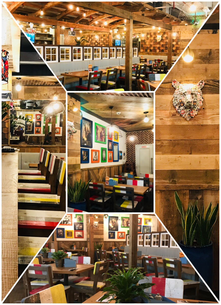 Bareburger restaurant in the UAE