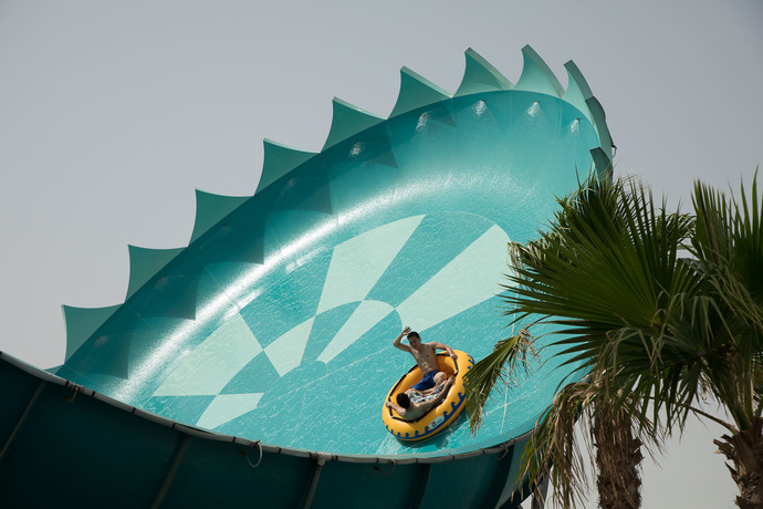 Laguna Waterpark in Dubai