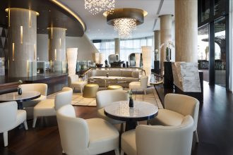 Pearl Lounge at Grand Hyatt Abu Dhabi