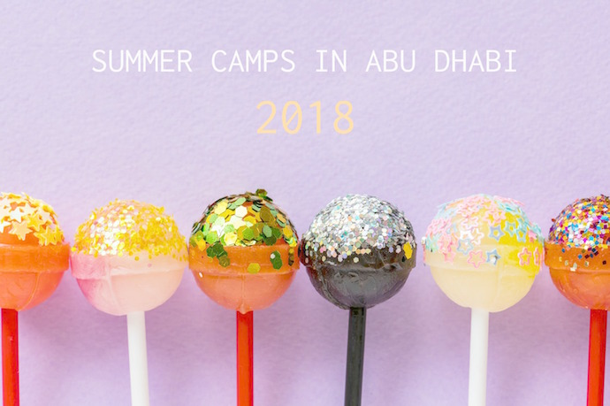 Summer Camps in abu Dhabi 2018