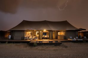 The Kingfisher Lodge in Kalba