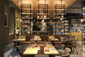 Verso Italian Restaurant at Grand Hyatt Abu Dhabi