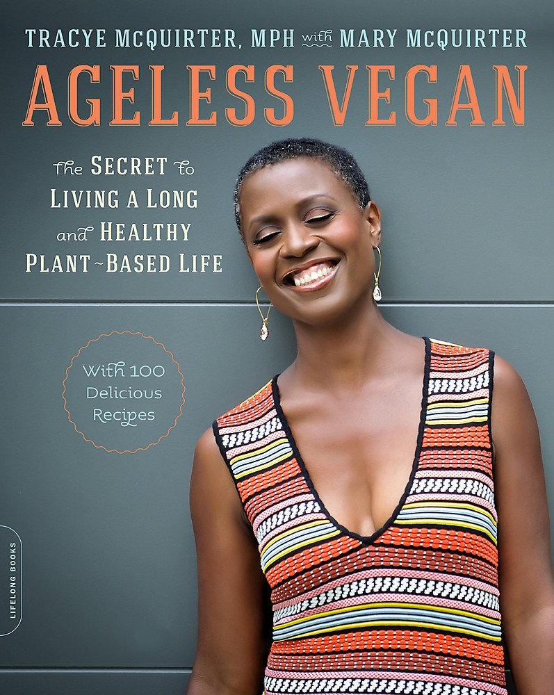 Ageless Vegan cookbook