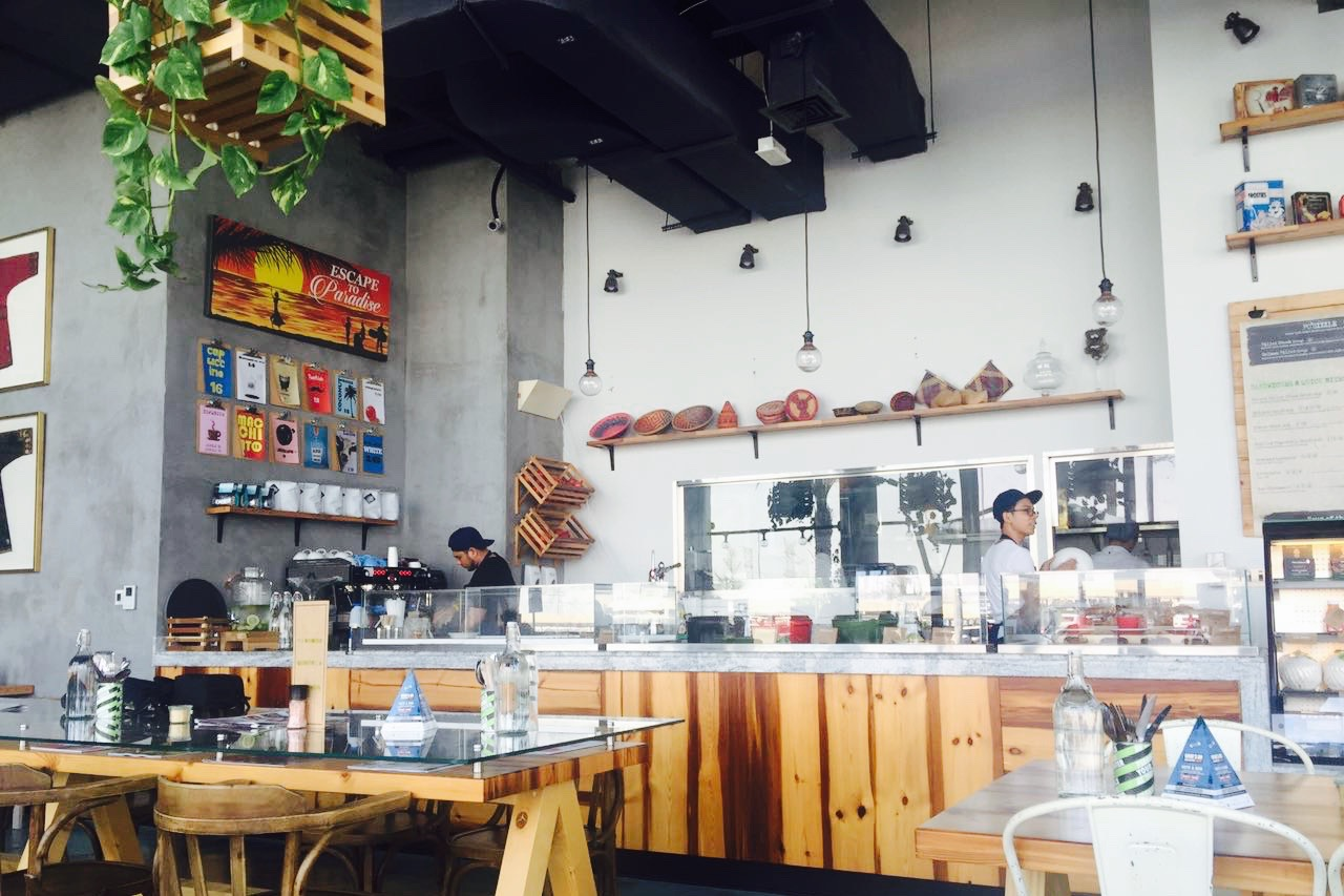 One Life Kitchen and Cafe at D3