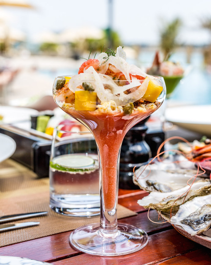 The Brunch at nahaam at Jumeirah at Etihad Towers