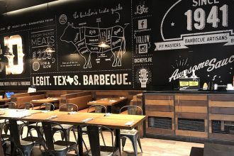 Dickeys barbecue Pit Yas Mall Abu Dhabi