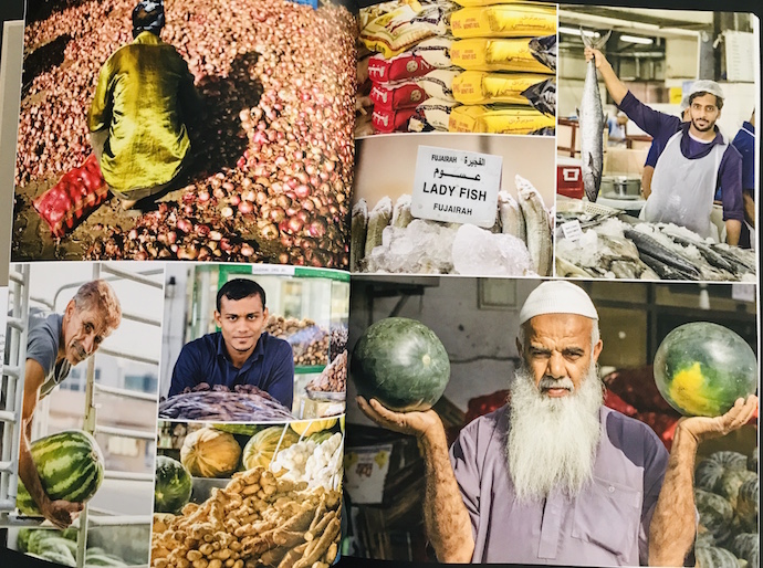 Table Tales The Global Nomad Cuisine of Abu Dhabi