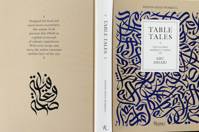 Table Tales Book Cover