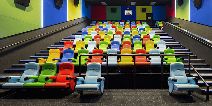 KIDS Experience at VOX Cinemas