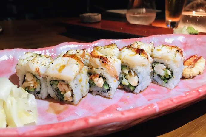 Lobster Signature maki