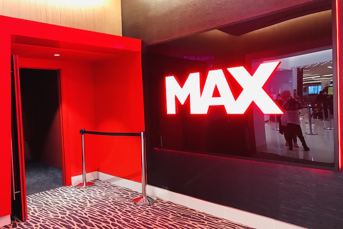 MAX VOX CINEMAS ABU DHABI MALL
