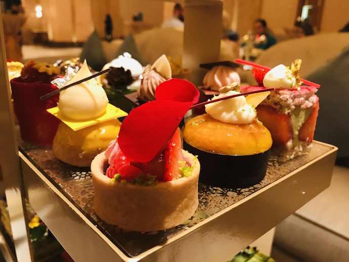 New Afternoon tea at Emirates Palace
