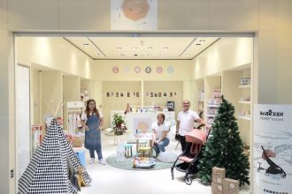 Kids Pop up Store at Abu Dhabi Mall