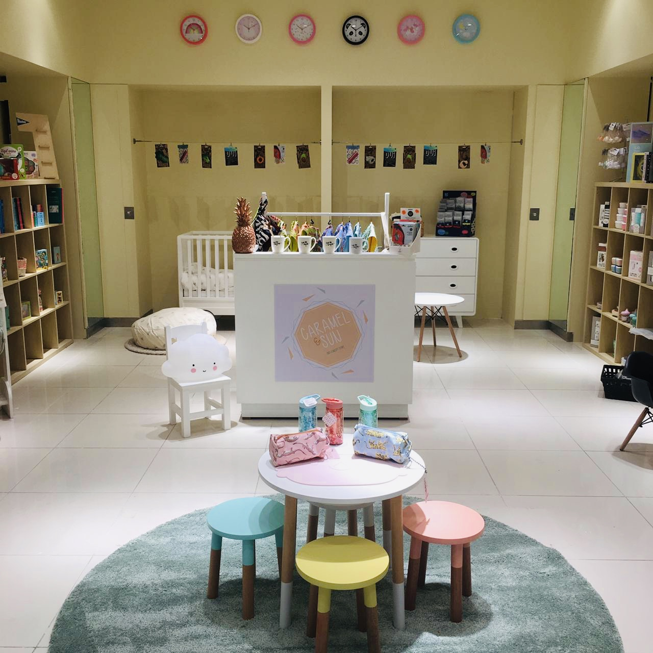 Pomme Kids Furniture for kids Caramel and Sun Abu Dhabi mall