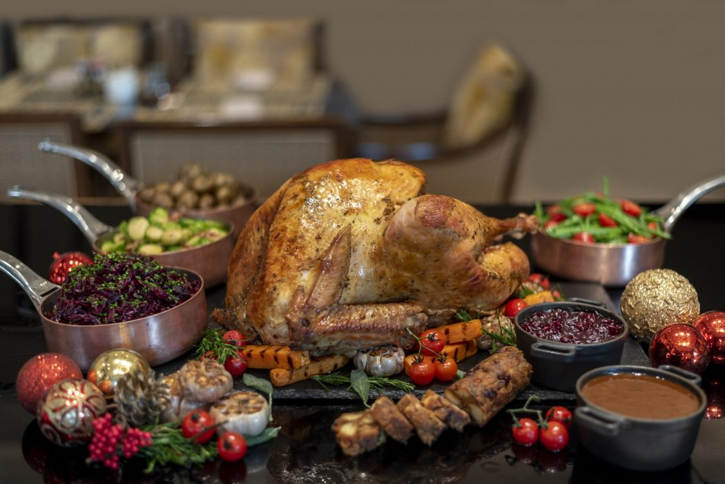 Festive Turkey in Abu Dhabi