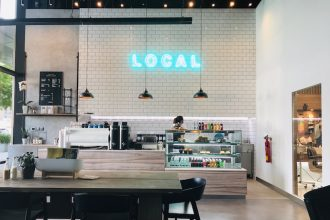 Local UAE specialty coffee shop Abu Dhabi