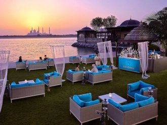 Movies under the stars at Shangri la Abu Dhabi