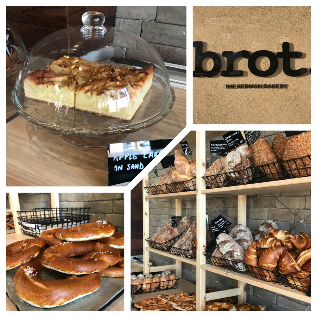 Brot The German Bakery