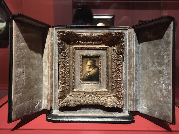 Rembrandt Exhibition Shell : Exhibitions