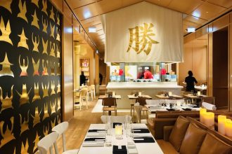 Katsuya By Starck open at Yas Mall Abu Dhabi
