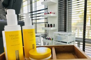 Margaret Dabbs waterless manicure and pedicure at Anahata Spa