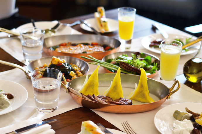 The St. Regis Abu Dhabi_Villa Toscana_Easter Brunch 2