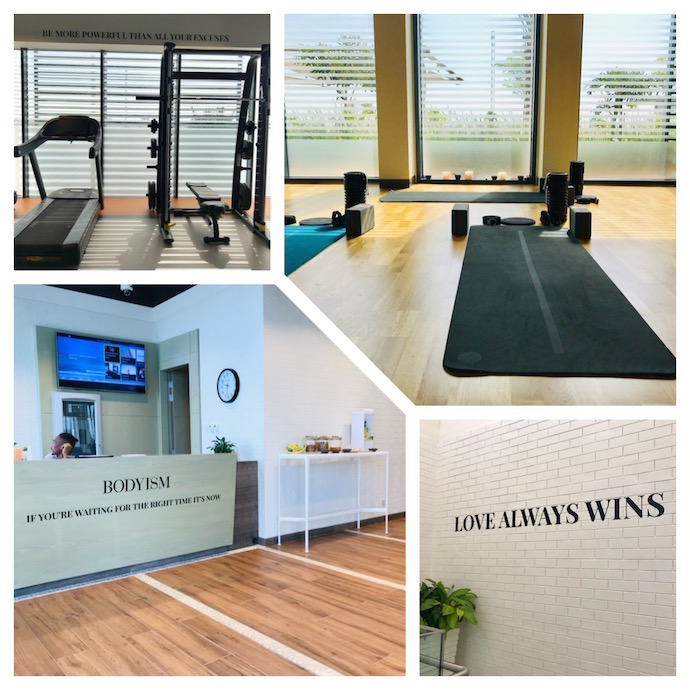 Bodyism facilities in Abu Dhabi