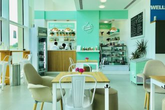 Monis Healthy Choice Cafe Al Bandar