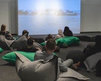Film Screenings at Louvre Abu Dhabi