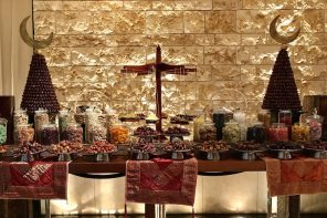 Iftar at the Westin Abu Dhabi