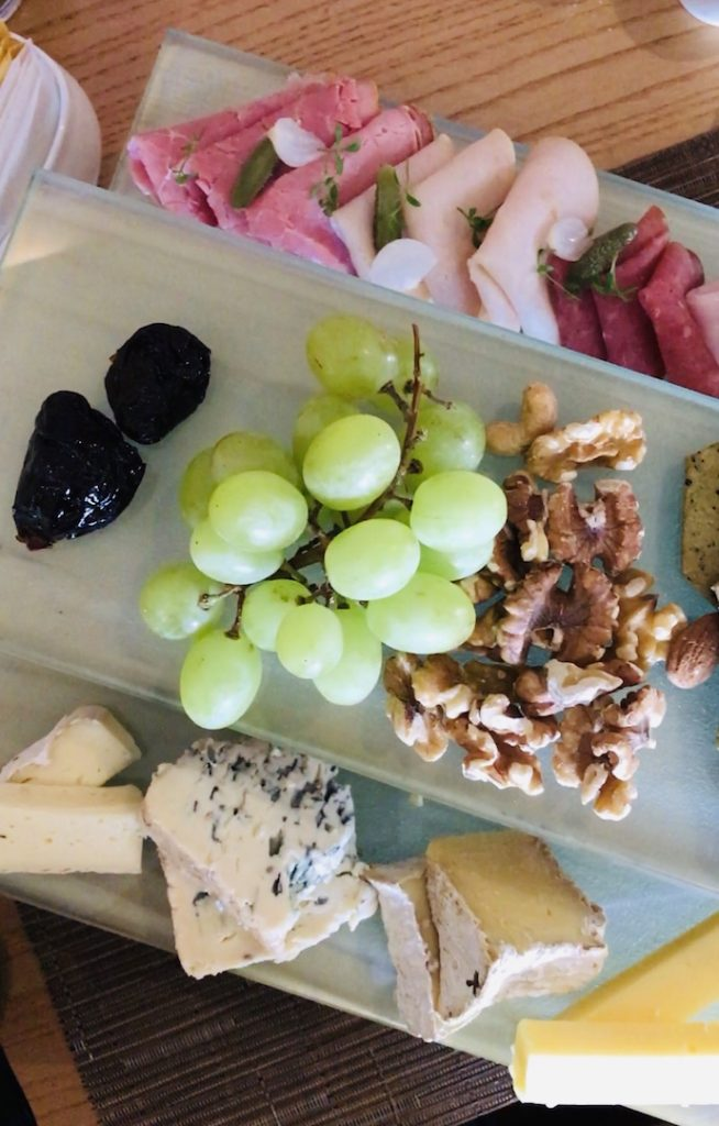Cold Cuts and French Cheese Brunch Parisienne Westin Abu Dhabi