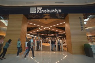 Kinokuniya coming to Abu Dhabi