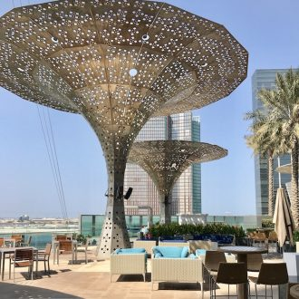 Outdoor Brunch at Rosewood Abu Dhabi