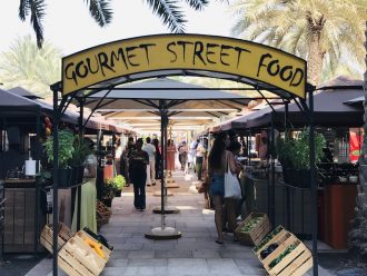 Gourmet Street Food Brunch at Emirates Palace