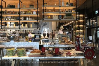 Saturday Brunch at Verso Abu Dhabi Confidential