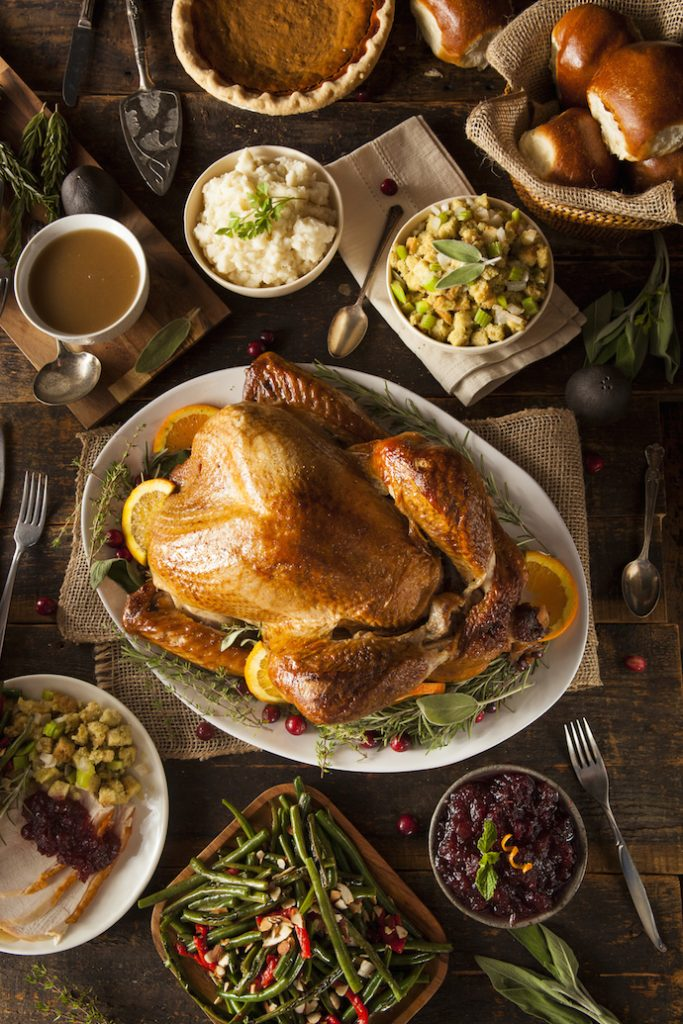 Thanksgiving 2019 at Nolus Al Bandar Plaza abu Dhabi