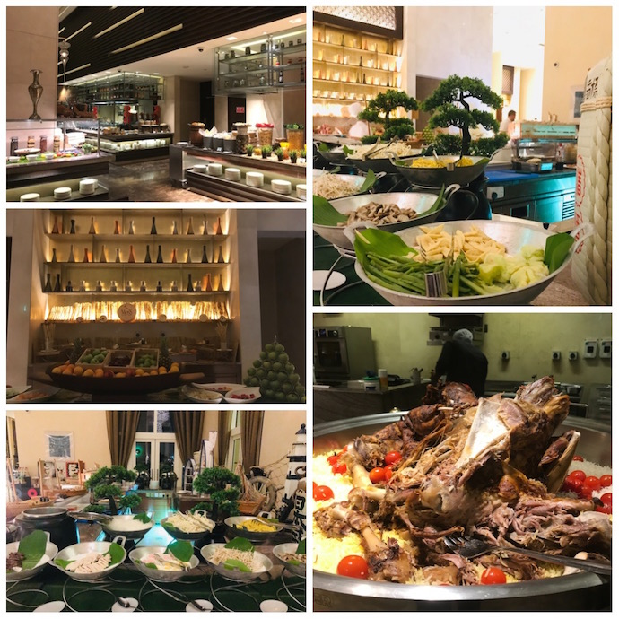 Themed Dining Night at Anantara eastern Mangrove